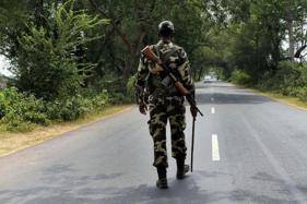 4 CRPF Men Killed, 1 Hurt After Jawan Opens Fire in Chhattisgarh Camp