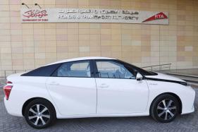Dubai Begins Trial Run of Region's First Hydrogen Powered Taxis