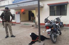 Police Detain Dog in UP After Tussle Over Ownership Police Station in Badaun