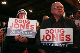 Alabama Senate Victor Doug Jones a Civil Rights Champion
