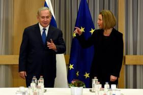 EU Tells Israel PM Netanyahu it Rejects Trump's Jerusalem Move