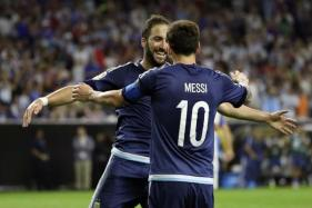 Lionel Messi Wants Striker Gonzalo Higuain to Return to Argentina Side