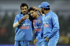 India Eye Clean Sweep to Grab Second Spot in ICC T20I Rankings