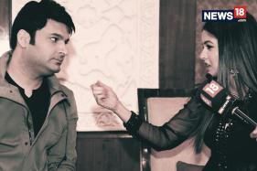 Kapil Sharma and Ishita Dutta Enact Bollywood Scenes With Firangi Twist