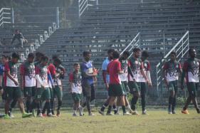 I-League: Mohun Bagan Look to Continue Winning Run Against Shillong Lajong