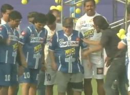 Maradona Skips Charity Match With Ganguly Due to Poor Organisation