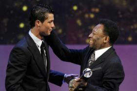 Pele Says He Would Have Loved to Play Alongside Cristiano Ronaldo