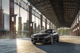 2018 Maserati Quattroporte GTS launched in India For Rs 2.7 Crore