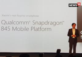 Qualcomm Announces Snapdragon 845; Xiaomi To Use it For Next Flagship