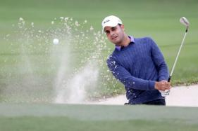 Flawless Shubhankar Sharma Takes Five-shot Lead Joburg Open