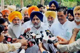 Akali Dal President Sukhbir Badal Booked for Blocking Road During Protest