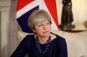 British PM Theresa May Facing Rebellion Over Key Brexit Bill