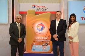Total Launches 'Hi-Perf' Engine Oil for Motorcycles