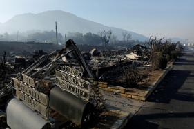 California Wildfire Responders Lose Their Own Homes: 'It's Sobering'