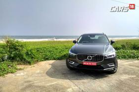All-New Volvo XC60 SUV Launching in India Today, Watch it Live Here