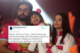 Dad Abhishek Bachchan Shuts Down A Woman Who Tried To Troll Aaradhya
