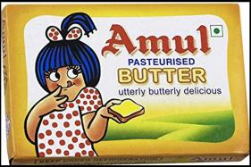 Congress Supporters Turn to 'Amul Girl' Since Each Vote is 'Amulya'
