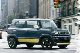 Suzuki XBEE Compact Crossover Wagon Launched in Japan