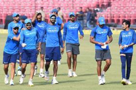 India Eye Series Whitewash Against Sri Lanka in Mumbai