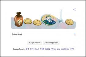 Google Doodle Celebrates German Physician Robert Koch, the Founder of Modern Bacteriology