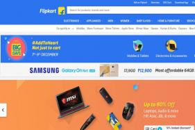 Flipkart Big Shopping Days Sale: Best Deals on Apple iPhone 7, Xiaomi Redmi A5, Mi Mix 2, Moto G5 Plus And More