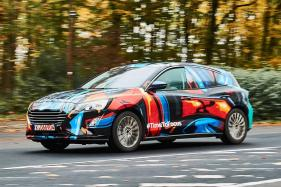 Fourth-Generation Ford Focus First Official Images Out