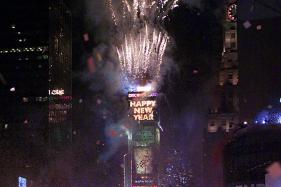 The USA Tops The List of New Year's Destinations