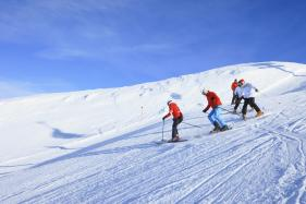China to Open First Luxury Ski Resort; Set to Rival the Alps