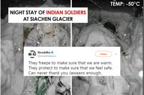 Kirron Kher, Shraddha Kapoor Posted Fake Photo Of Indian Soldiers, Got Busted