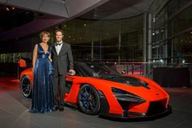 Last Example of McLaren Senna Production Run Auctioned for $2.67 Million