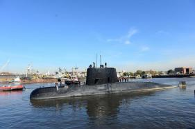 Search for Missing Argentine Submarine ARA San Juan Enters Deeper Waters
