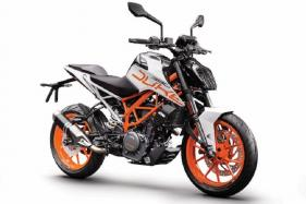 KTM Duke 390 With White Color Scheme Launched in India, Bookings Open