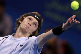 Andrey Rublev to face Gael Monfils in Qatar Final After Dominic Thiem Withdraws