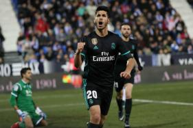 Copa del Rey: Struggling Real Madrid Saved by Marco Asensio at Leganes
