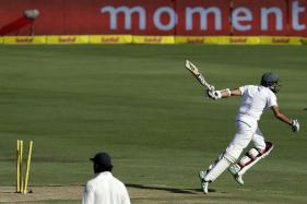 In Pics, South Africa vs India, Second Test, Day 1 at Centurion