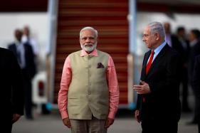 India-Israel to Discuss ISIS, Border Issues But No Equipment Purchase During Netanyahu Visit