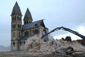 19th-Century Church Demolished For The Expansion of a Coal Mine