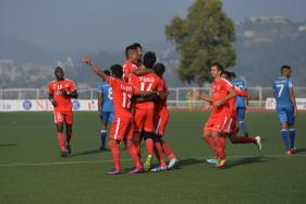 Aizawl FC Demand Dues as AIFF Fines Them for Crowd Violence