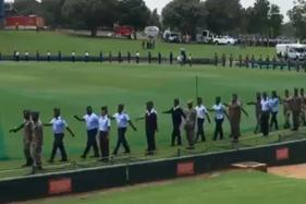 Team India & Proteas to Get 21-Gun Salute From SA Forces at Centurion