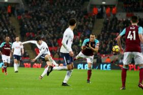 Pedro Obiang, Son Heung-min Net Scorchers as Spurs Draw with West Ham