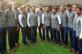 South Africa vs India: Virat Kohli and Team Visit India House in Johannesburg