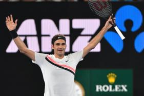 Ageless Roger Federer Rides His Time Machine Back to the Top