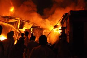 Fire Breaks Out at Industrial Complex in Mumbai's Lower Parel