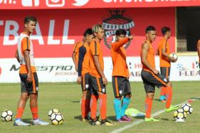 I-League: Bottom-placed Indian Arrows Take on Santosh Kashyap's Aizawl