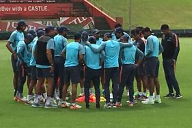 Team India Sweat it Out in the Nets Ahead of Centurion Test