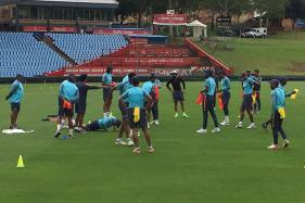 Rahul and Rahane Sweat it Out as India Prepares for Centurion Challenge