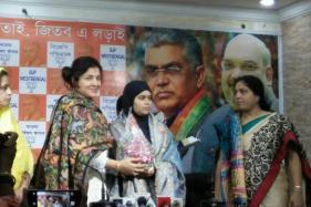 After Joining BJP, Triple Talaq Crusader Ishrat Jahan Hits Out at Mamata Banerjee