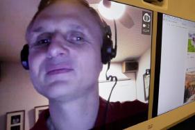 Meet Matt King: Blind Facebook Employee Developing AI Tech For Visually Impaired
