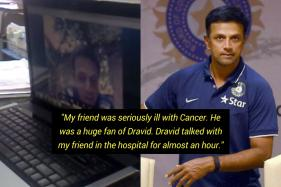 9 Instances That Prove 'The Wall' Rahul Dravid Is A National Treasure