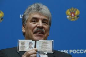 In Rut, Russian Communists Register Surprise Candidate to Challenge Putin